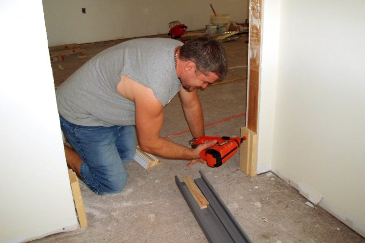 Door Frame Installation