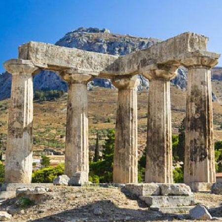 Temple of Apollo at Corinth